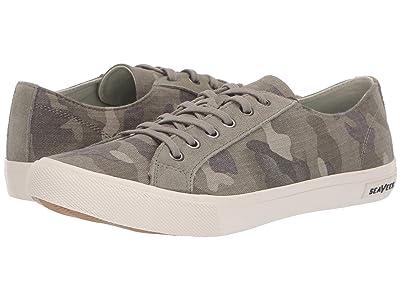 SeaVees Monterey Sneaker Saltwash (Sage Camo) Men