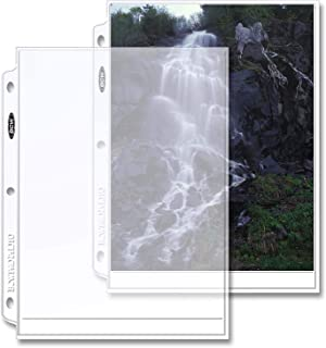 BCW 8x10 Photo Pages 25 ct