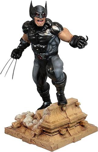[UK-Import]MARVEL X-Force Wolverine 10.5'' Fine Art Statue