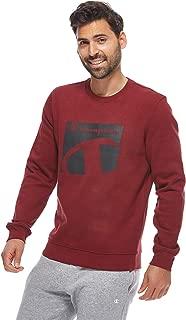 Champion Crewneck Sweatshirt For Men - Maroon M