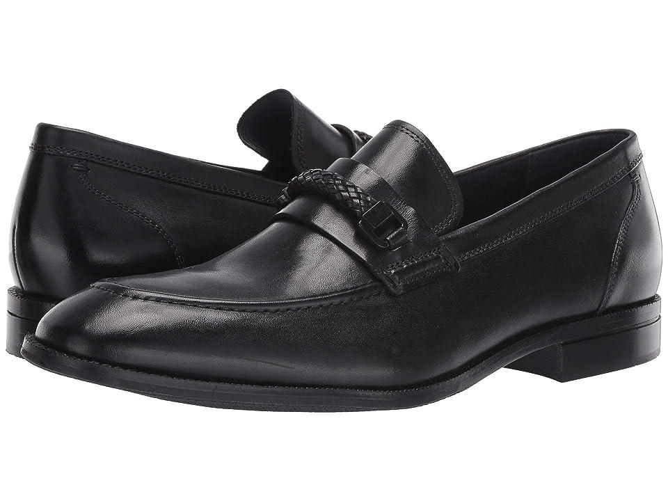 Cole Haan Warner Grand Bit Loafer (Black) Men