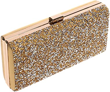 ZxHkj Damen-Clutches dinner Bag With Diamonds Ladies Europe And America Party Bag Evening Dress Clutch Bag
