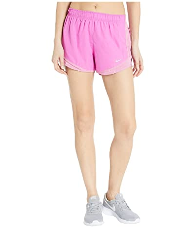 Nike Dry Tempo Short (Fire Pink/Magic Flamingo/Wolf Grey) Women