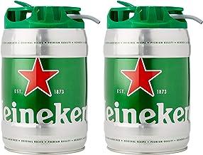 4 TORP Heineken barril de cerveza de 2 litros Tirador de cerveza de barril Pack THE SUB THE SUB Rouge Edition
