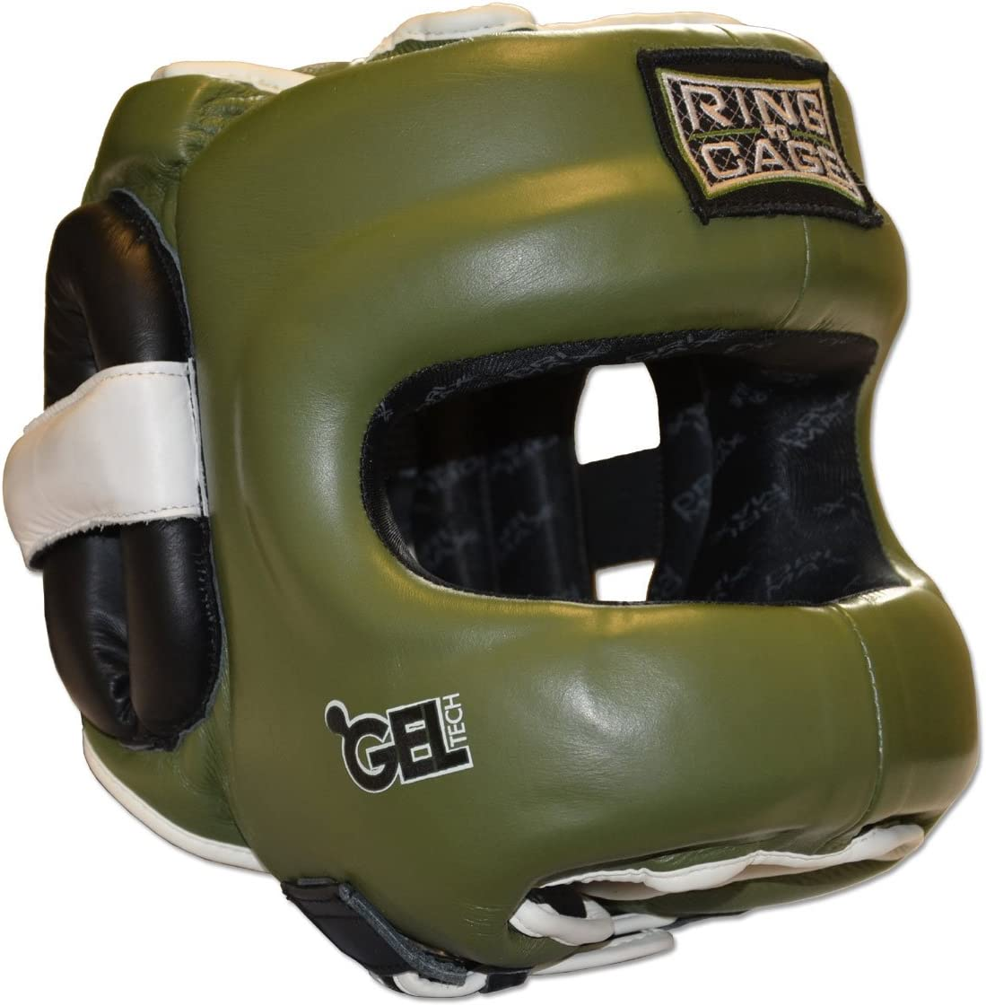 Ring to Cage wholesale Deluxe Full Face GelTech Headgear 2.0 Sparring Be super welcome