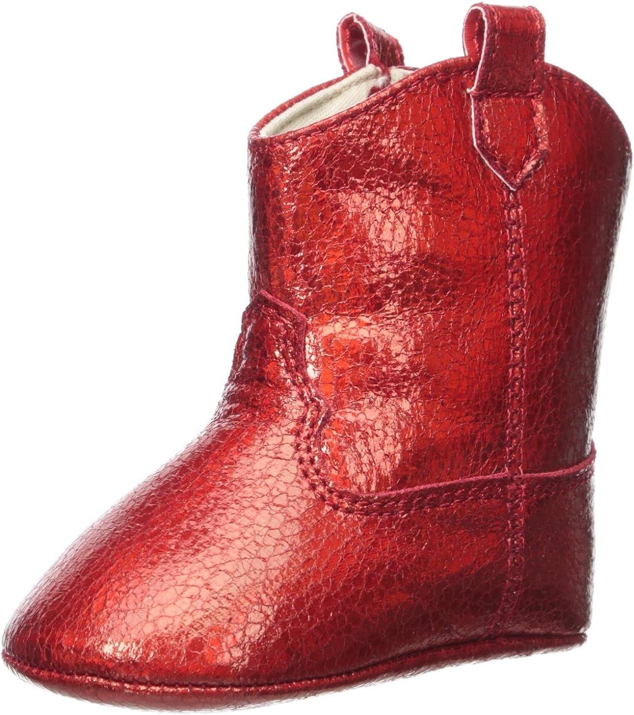 Baby Deer Unisex-Child 02-4973 Western Boot