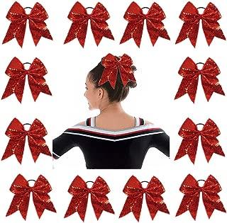 Best cheer bows glitter Reviews