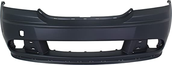 Front Bumper Cover Compatible with DODGE JOURNEY 2011-2018 Primed (1-piece design)