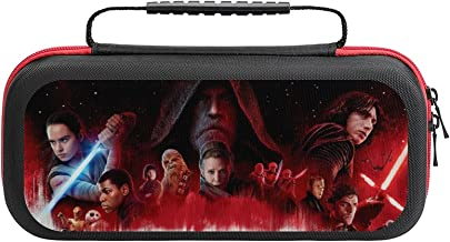 $20 » Star War Movie Red Bag, Switch Travel Carrying Case for Switch Lite Console and Accessories, Shell Protective Cover Organi...