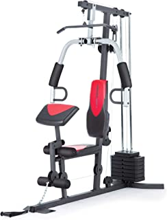 weider home gym with stair stepper
