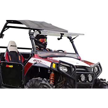 800 and 900 Polaris RZR Full Tilting windshield for models 570 Does not fit the 2015 RZR 900 or RZR 1000