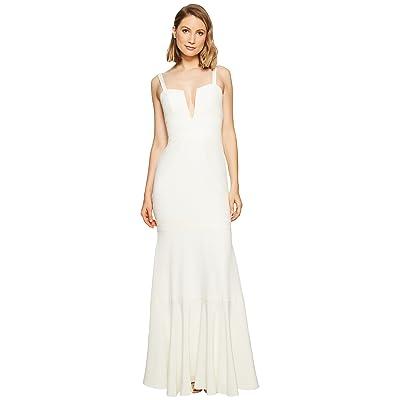 Nicole Miller Elalia Bridal Gown (Ivory) Women