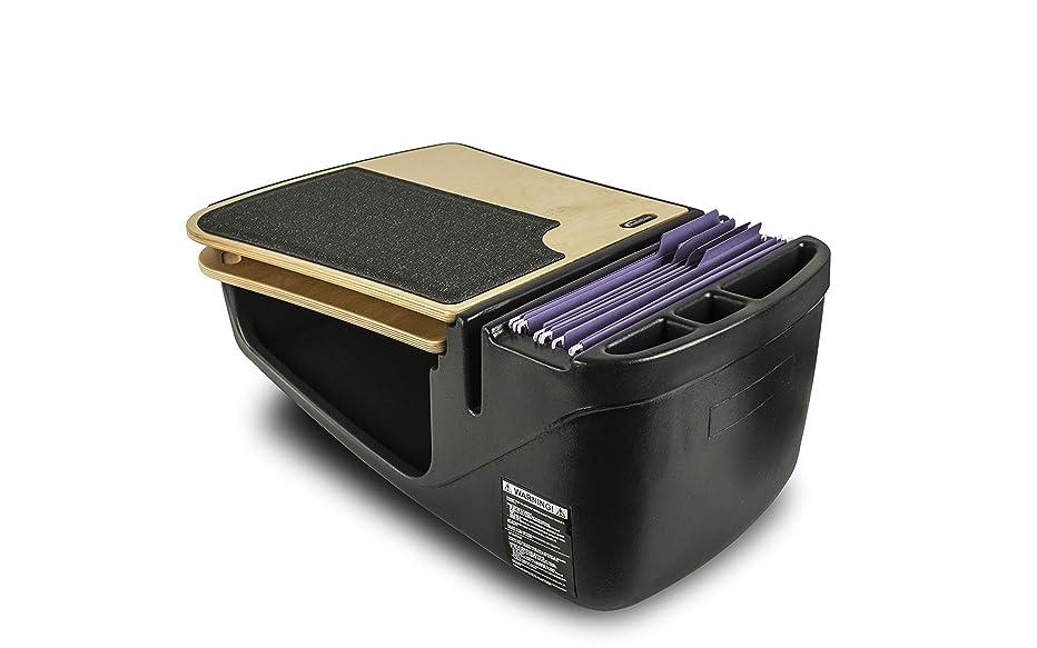 AutoExec (AESGrip-01Elite) GripMaster Car Desk with 200W Power Inverter