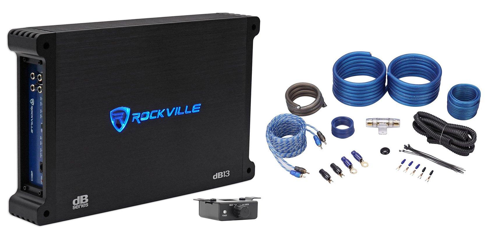 Rockville dB13 3000 Compliant Amplifier