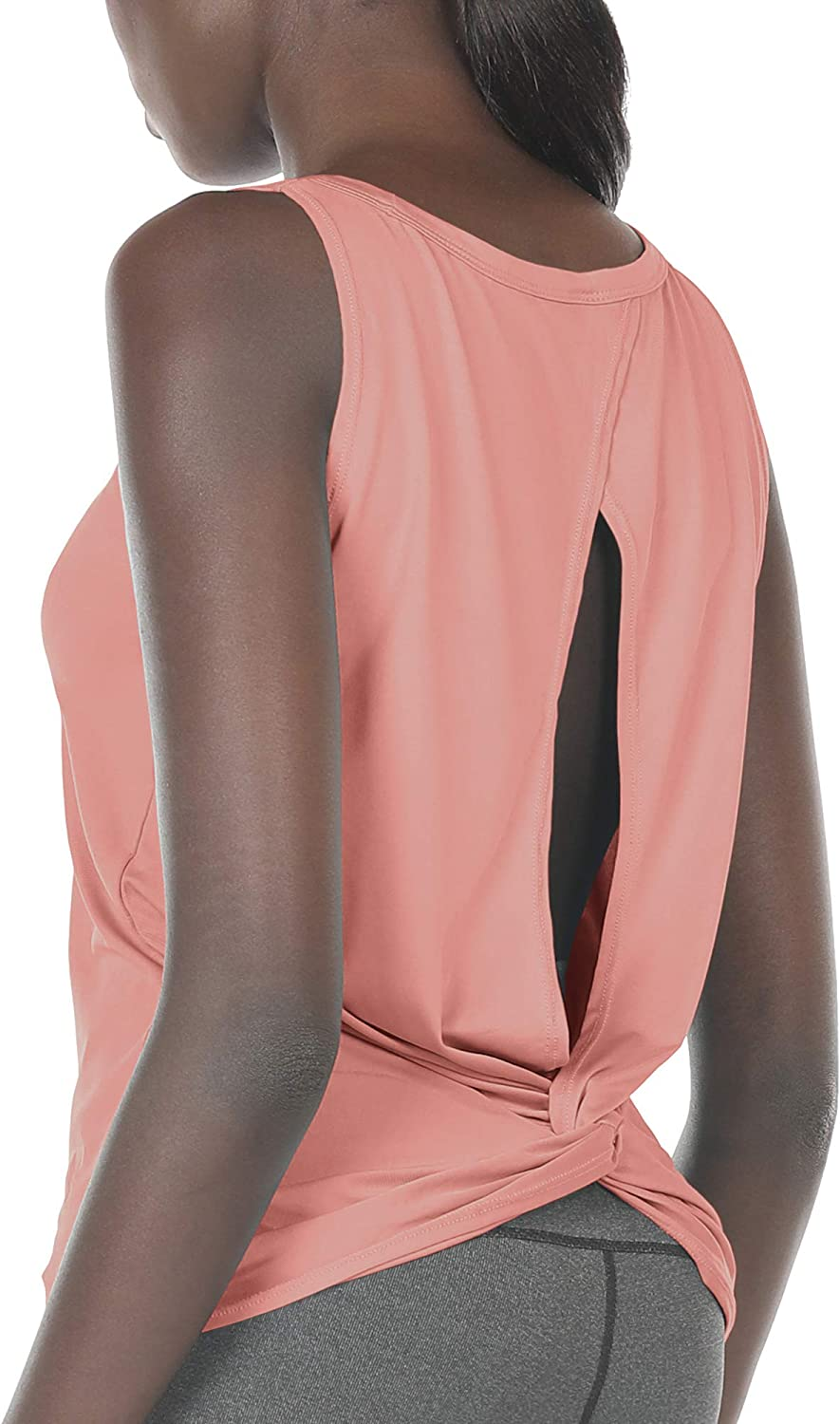 icyzone Workout Tank Tops 2021 spring and summer new for Women Tucson Mall Athletic Back - Open Exercis