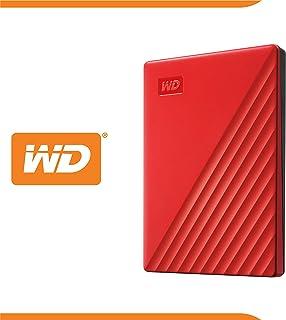 WD 4 TB My Passport przenośny dysk twardy z ochroną hasłem i oprogramowaniem automatycznego tworzenia kopii zapasowych - c...