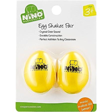 Nino Percussion 40Y-2 - Huevos, Amarillo