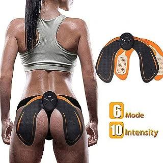 dezirZJjx Hip Trainer, Electric Ass Builder,Smart Household Buttock Tighter,Body Slimming Shaper Lifter Massager