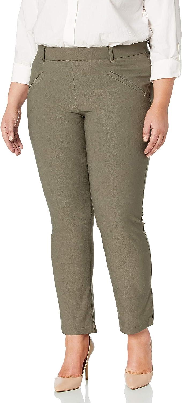 Lee Women's Modern Series Ivy Slim Straight-Leg Pant