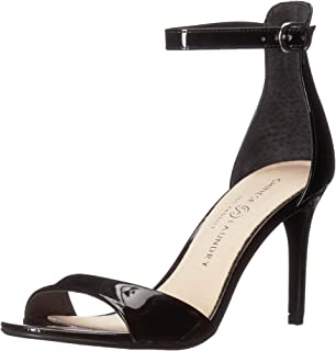 Best black patent leather heels open toe Reviews