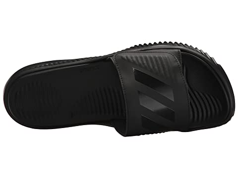 4508cf5d2f0d8 ... blackfootwear Alphabounce Adidas Slide Black White Black core 8znqnHO7  ...