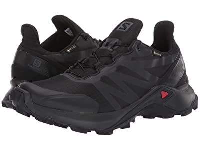 Salomon Supercross GTX(r) (Black/Black/Black) Women