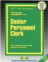 Senior Personnel Clerk(Passbooks) (Career Examination Passbooks)