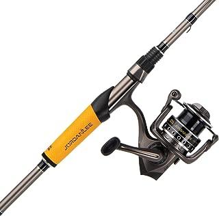 Abu Garcia Jordan Lee Spinning Reel and Fishing Rod Combo - JLEESP30/701M