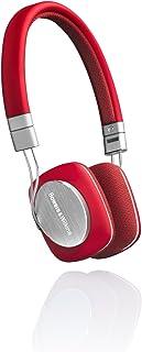 Bowers & Wilkins P3 16005, pabellón auricular plegable, Rojo