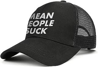 mean people suck hat