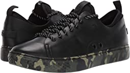 Black/Camo Soft Sport Leather