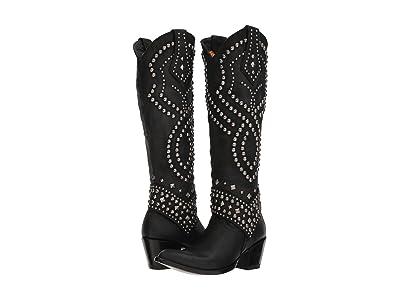 Old Gringo Belinda (Black 1) Cowboy Boots
