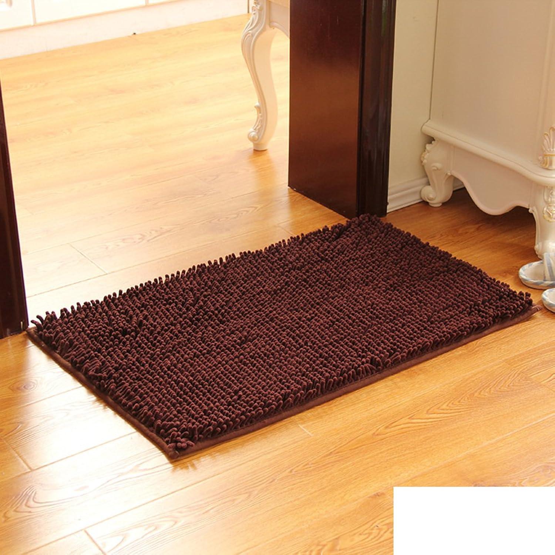 Bathroom mats Bathroom mat Anti-Slipping mats Door mat Bedroom,Kitchen Floor mat at The Door-K 100x100cm(39x39inch)