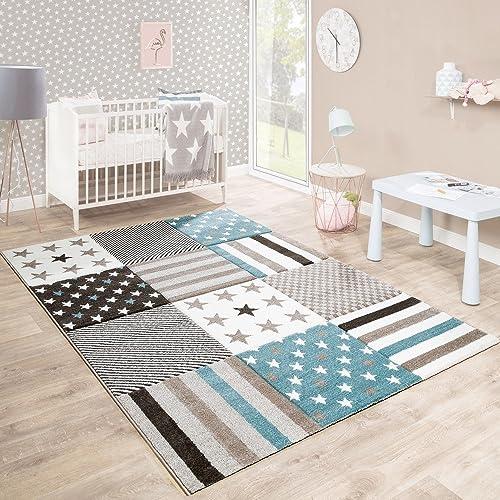 Baby Teppich Junge Amazon De