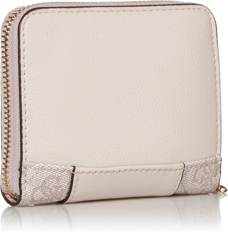 GUESS Women's Noelle Small Zip Around Wallet