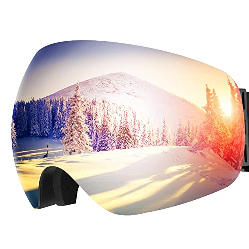 c316386cf3d3 Snowmobile Goggles  Amazon.ca