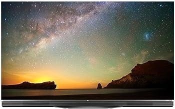 LG OLED 65OLEDE6V - Televisor de 164cm (resolución Ultra HD, Doble-Triple sintonizador, Smart TV y 3D Plus)