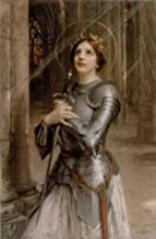 Gifts Delight Laminated 14x21 Poster: St Joan of Arc - Jeanne dArc une Passion franaise