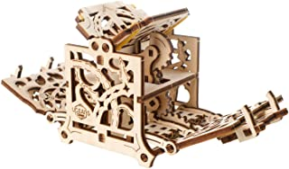 S.T.E.A.M. Line Toys UGears Models 3-D Wooden Puzzle - Mechanical Table-Top Games Dice Keeper