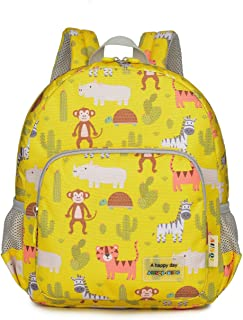 willikiva 12 Little Backpack for Kids,Children Preschool Toddler Leash Backpack Waterproof School Bag Safety Harness