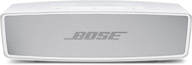 Bose SoundLink - Mini Altavoz Bluetooth II, Edición Especial, Color Plata