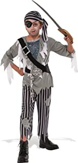 Best ghost pirate costume child Reviews