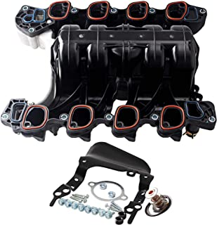 BOXI Upper Intake Manifold For 99-04 Mustang / 02 Explorer Mountaineer / 00-11 Grand Marquis Crown Victoria Town Car Includes Police Interceptor V8 4.6L 615-175 1L2Z9424FA