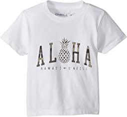 O'Neill Kids - Crown Short Sleeve Screen Tee (Toddler/Little Kids)
