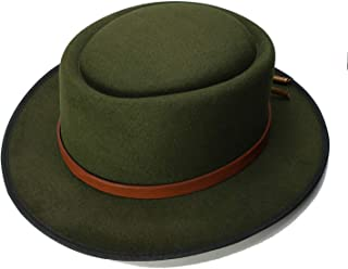 978d19ba Amazon.com: Greens - Fedoras / Hats & Caps: Clothing, Shoes & Jewelry
