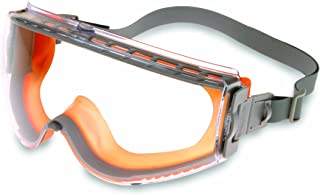 Uvex Stealth Safety Goggles with Uvextreme Anti-Fog Coating (S39630C)