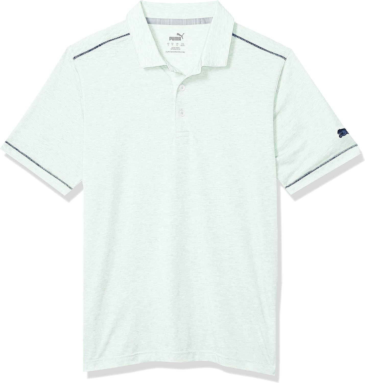 safety PUMA Golf 2020 5 popular Polo Rancho Men's