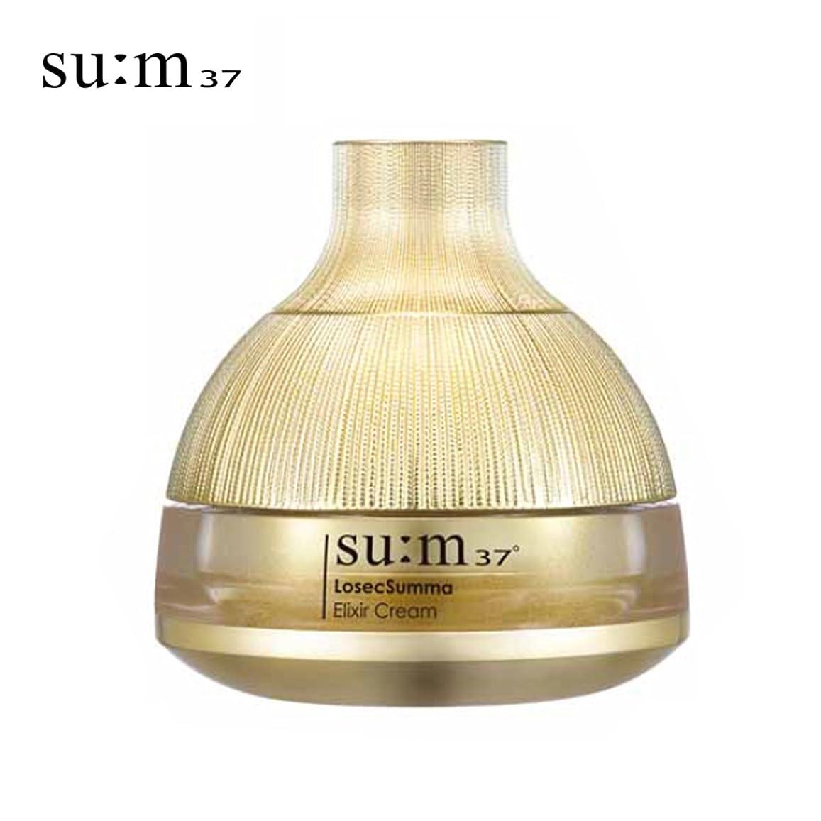 ブーム故障たくさん[su:m37/スム37°]Sum37 LOSEC SUMMA ELIXIR Cream 60ml/スム37 LOSEC SUMMA ELIXIR クリーム 60ml + [Sample Gift](海外直送品)