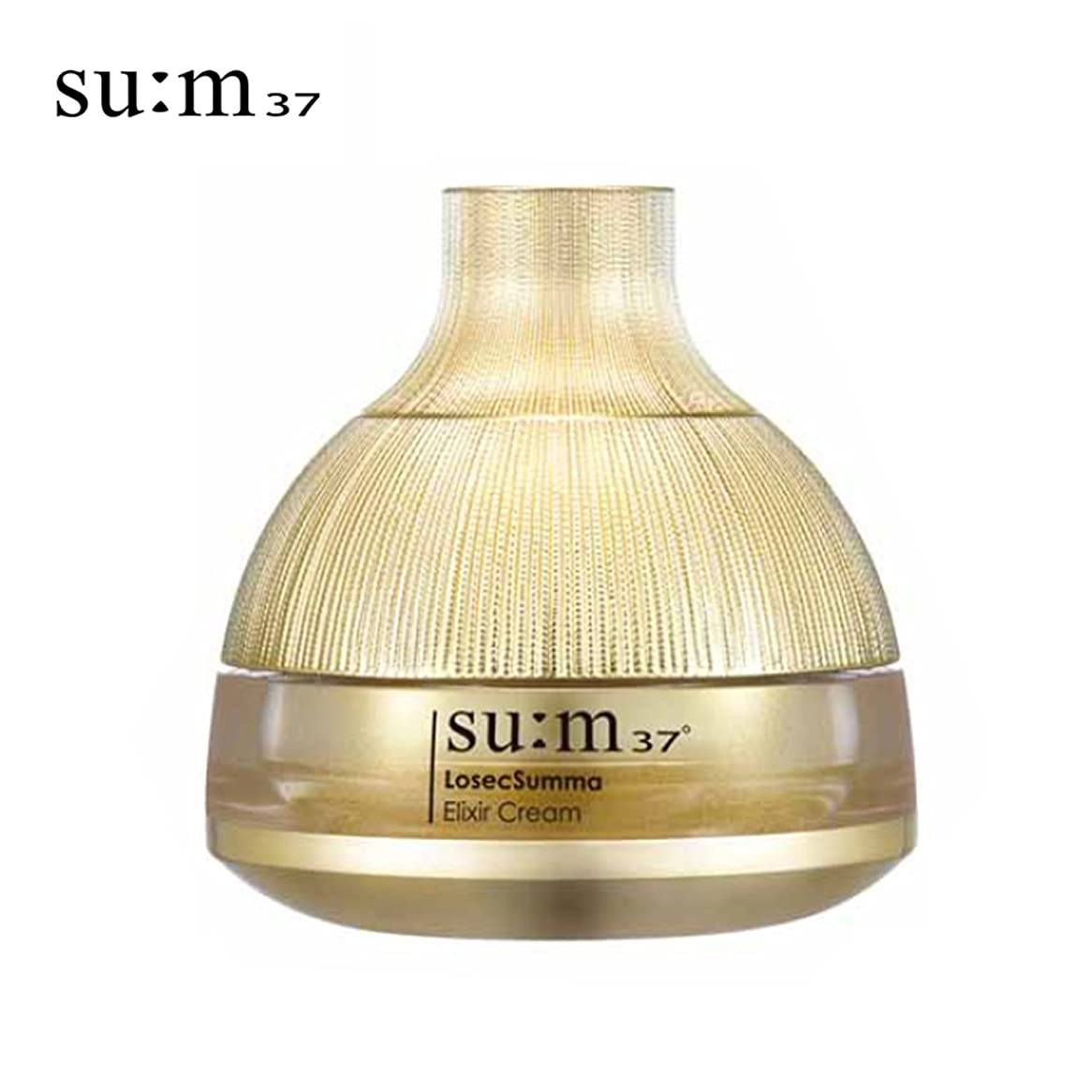 健全講堂コミュニケーション[su:m37/スム37°]Sum37 LOSEC SUMMA ELIXIR Cream 60ml/スム37 LOSEC SUMMA ELIXIR クリーム 60ml + [Sample Gift](海外直送品)