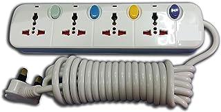 Universal Power Extension Cord 4-way Veto